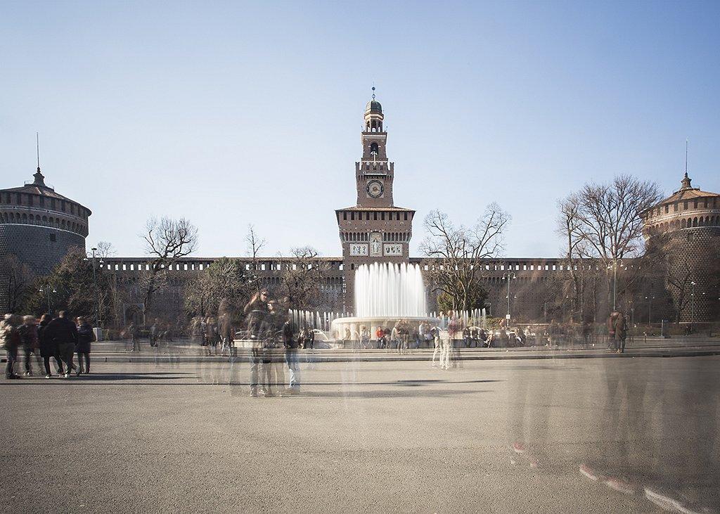 Milan - Sforza's Castle