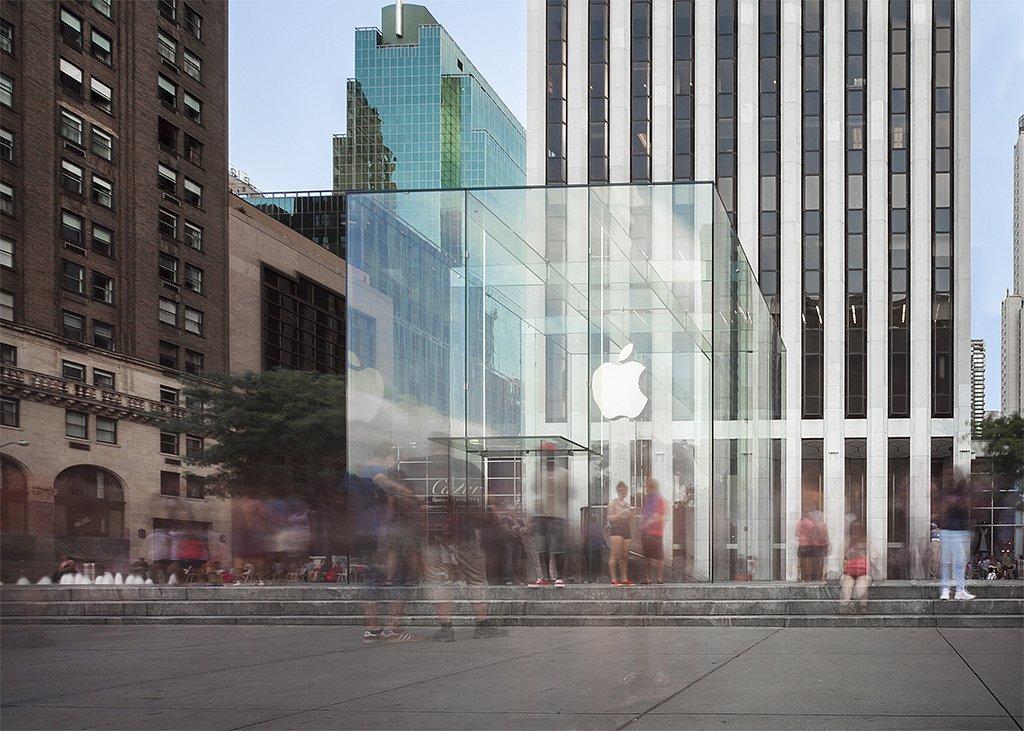 New York City - 5th AppleStore
