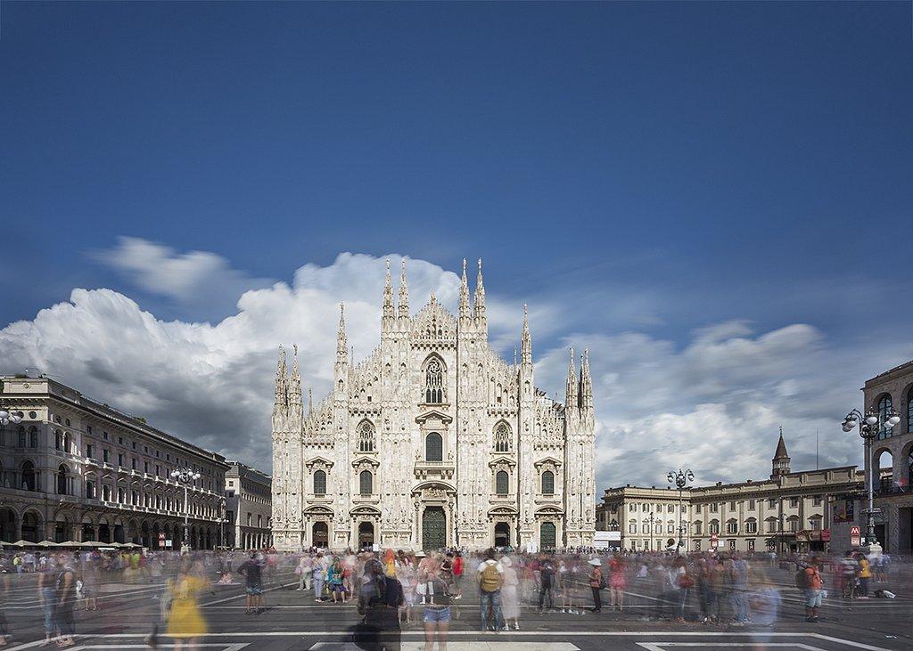 Milan - Piazza Duomo